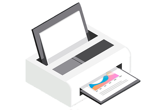 printer inkt icon