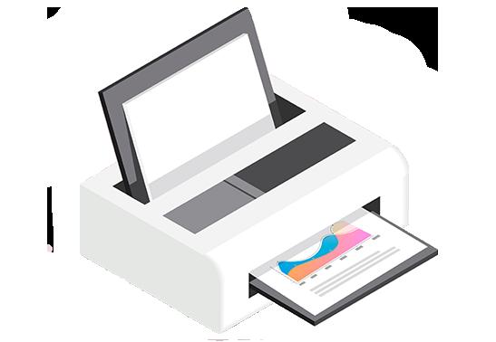 printer inkt icon