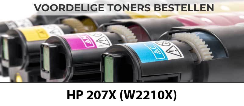 hp-207x-w2210x-zwart-black-toner