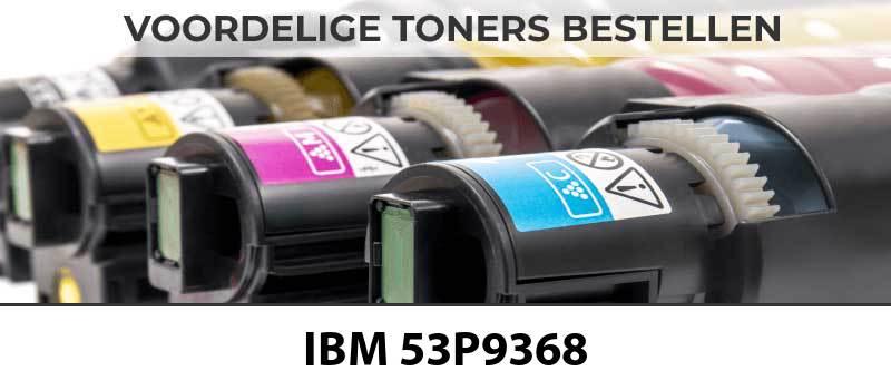 ibm-53p9368-zwart-black-toner