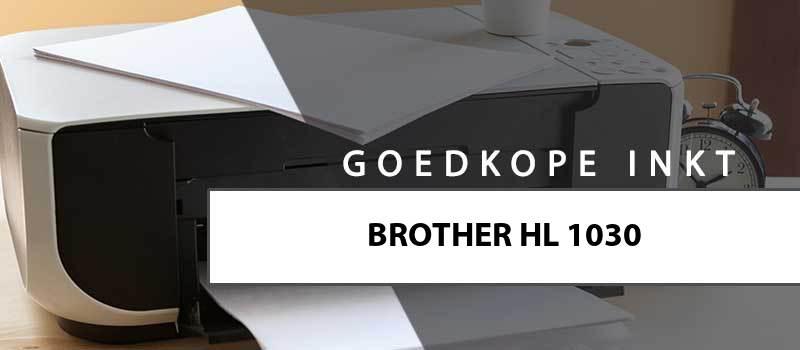 printerinkt-Brother HL 1030