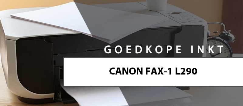 printerinkt-Canon Fax L290