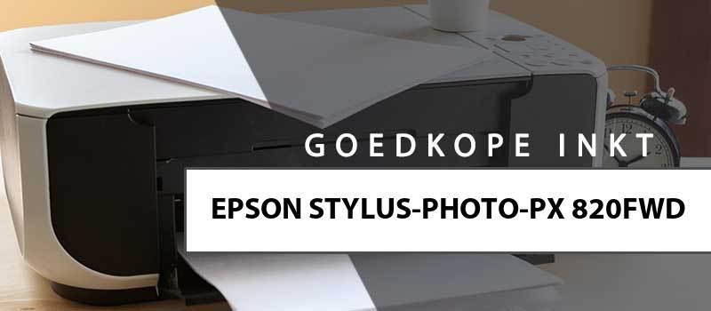 printerinkt-Epson Stylus Photo PX820FWD