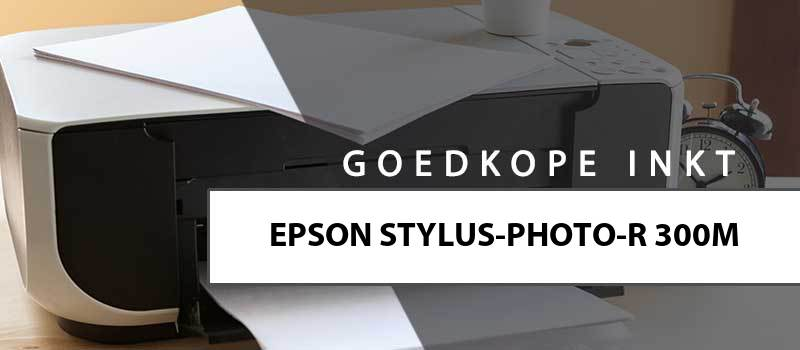 printerinkt-Epson Stylus Photo R300M