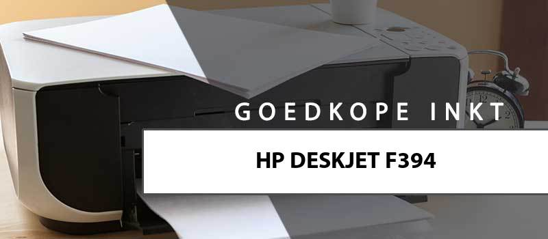 printerinkt-HP DeskJet F394