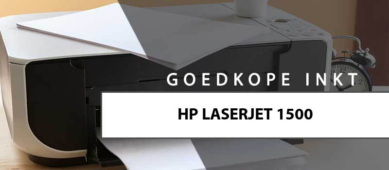 printerinkt-HP Laserjet 1500