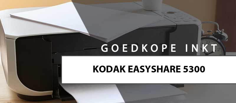 printerinkt-Kodak Easyshare 5300