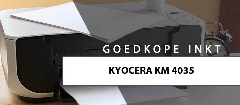 printerinkt-Kyocera KM 4035