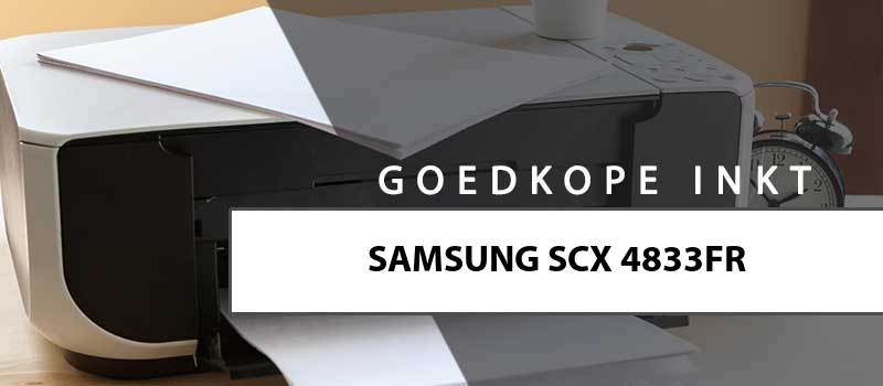 printerinkt-Samsung SCX 4833FR