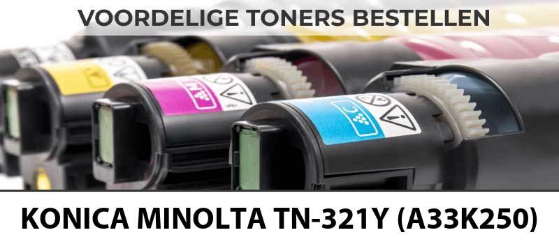 konica-minolta-tn-321y-a33k250-geel-yellow-toner