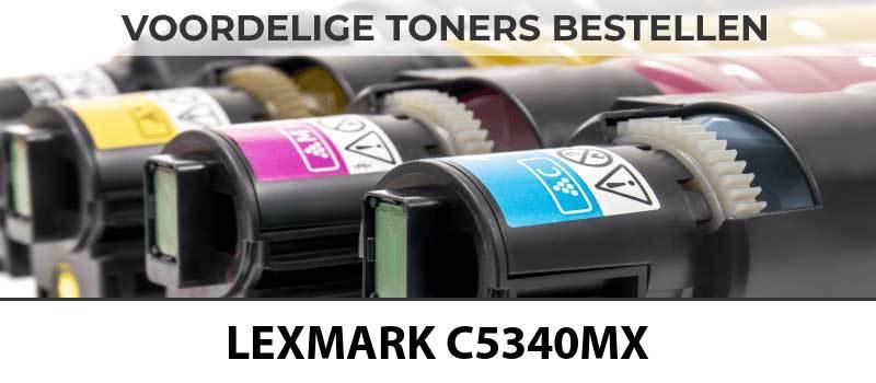 lexmark-c5340mx-magenta-roze-rood-toner