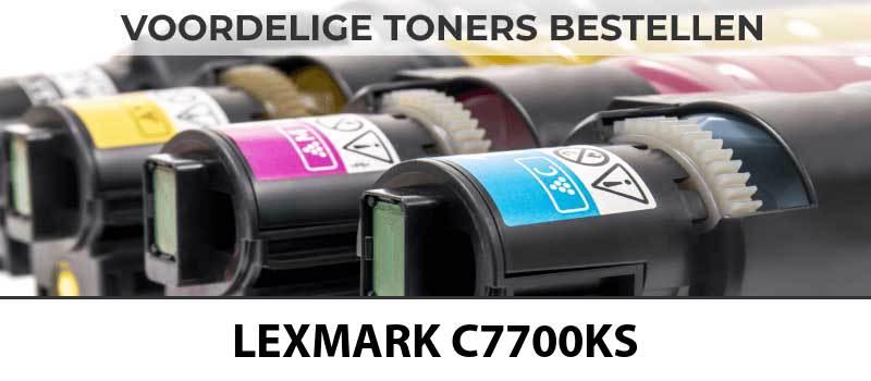 lexmark-c7700ks-zwart-black-toner