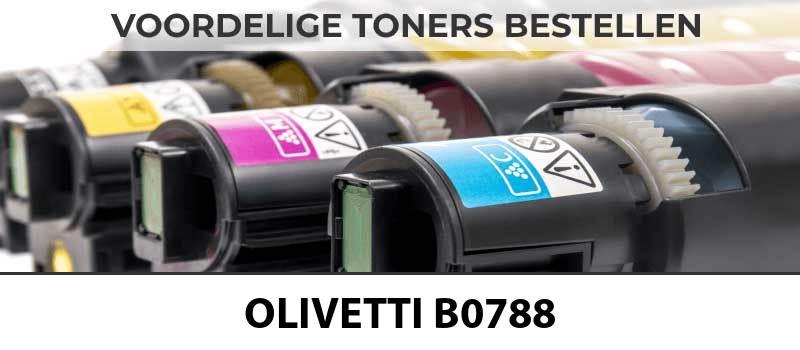olivetti-b0788-cyaan-blauw-toner