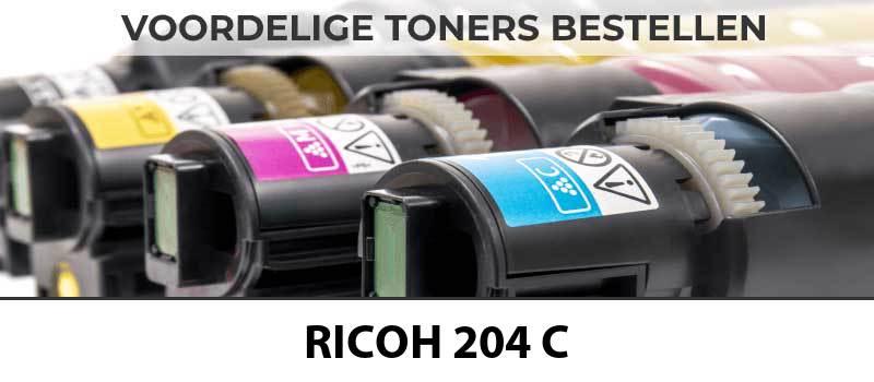 ricoh-204-c-400991-cyaan-blauw-toner